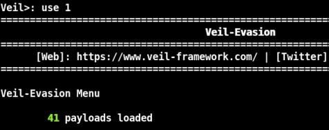 AV bypass Veil 2